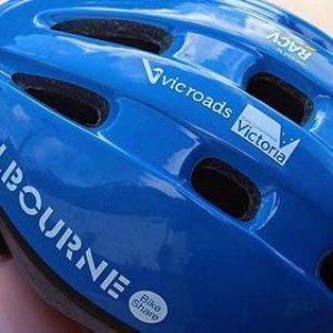 Melbourne bike share helmets
