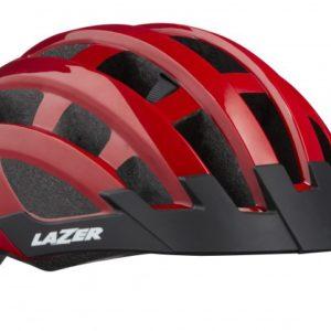 Lazer Compact Unisize Helmet(Colour       Black     Titanium     White     Flash Yellow     Red)