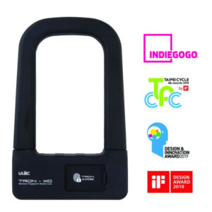 ULAC TRON FINGER PRINT SHACKLE